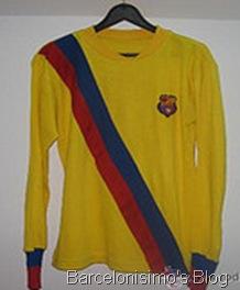 Barcelona 70's-82 Away