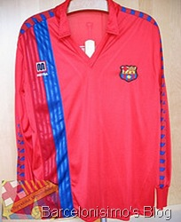 Barcelona 90-92 Third