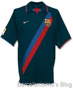 2003-2004 fc barcelona third