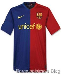 2008-2009 fc barcelona home