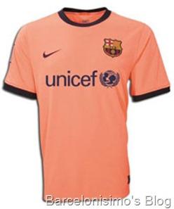 2009-2010 fc barcelona away