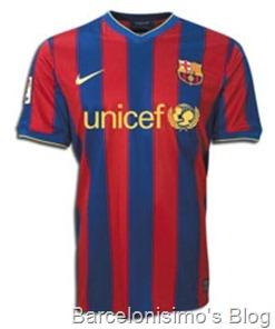 2009-2010 fc barcelona home