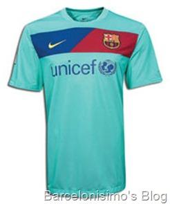 2010-2011 fc barcelona away